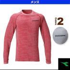 ディアドラ テニス・バドミントンウェア(メンズ/ユニ) ELITE TECH ロングスリーブシャツ/メンズ(TP6580)