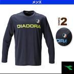 ディアドラ テニス・バドミントンウェア(メンズ/ユニ) EVO ロングスリーブプラクティスシャツ/メンズ(TP6581)