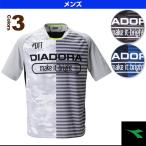 ディアドラ テニス・バドミントンウェア(メンズ/ユニ) プラクティスシャツ/メンズ(TP6587)