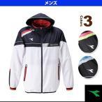 ディアドラ テニス・バドミントンウェア(メンズ/ユニ) TEAM ウーブンHDYジャケット/メンズ(TW6183)