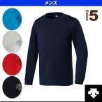 デサント オールスポーツウェア(メンズ/ユニ) ブラッシュドニット ロングスリーブシャツ/メンズ(DAT-5666)
