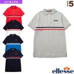 Yahoo!ラケットプラザエレッセ ライフスタイルウェア(メンズ/ユニ) ポロシャツ/ユニセックス(EE07101)