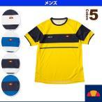 エレッセ テニス・バドミントンウェア(メンズ/ユニ) ゲームシャツ/メンズ(EM07102)