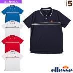 [エレッセ テニス・バドミントンウェア(メンズ/ユニ)]ポロシャツ/ユニセックス(ETS06300)