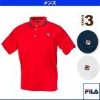 フィラ テニス・バドミントンウェア(メンズ/ユニ) ポロシャツ/メンズ(VM5214)