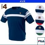 [フィラ テニス・バドミントンウェア(メンズ/ユニ)]ゲームシャツ/メンズ(VM5247)