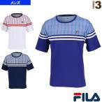 フィラ テニス・バドミントンウェア(メンズ/ユニ) ゲームシャツ/メンズ(VM5310)