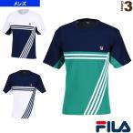 フィラ テニス・バドミントンウェア(メンズ/ユニ) ゲームシャツ/メンズ(VM5325)