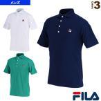 フィラ テニス・バドミントンウェア(メンズ/ユニ) ポロシャツ/メンズ(VM5326)