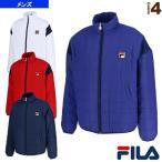 フィラ テニス・バドミントンウェア(メンズ/ユニ) ウィンドアップ中綿ジャケット/メンズ(VM5332)