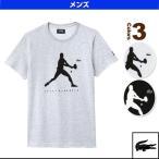 ラコステ テニス・バドミントンウェア(メンズ/ユニ) Tシャツ/半袖/メンズ(TH3882)