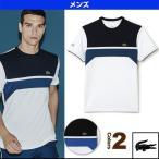 [ラコステ テニス・バドミントンウェア(メンズ/ユニ)]Tシャツ/Tee Shirts/メンズ(TH9090)