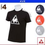 [ルコック オールスポーツウェア(メンズ/ユニ)]半袖シャツ/メンズ(QB-010863)