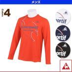 [ルコック オールスポーツウェア(メンズ/ユニ)]長袖シャツ/メンズ(QB-110363)
