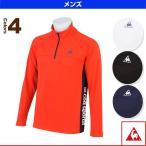 [ルコック オールスポーツウェア(メンズ/ユニ)]ハーフジップ長袖シャツ/メンズ(QB-810163)