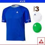ルコック テニス・バドミントンウェア(メンズ/ユニ) NEXTEP 半袖シャツ/メンズ(QT-010171)