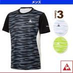 ルコック テニス・バドミントンウェア(メンズ/ユニ) 半袖シャツ/メンズ(QT-011271)