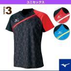 [ミズノ 卓球ウェア(メンズ/ユニ)]レプリカゲームシャツ/2016年卓球日本代表着用モデル/ユニセックス(82JA6505)