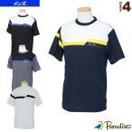 [パラディーゾ テニス・バドミントンウェア(メンズ/ユニ)]半袖ゲームシャツ/メンズ(ECM09A)