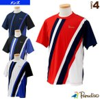 [パラディーゾ テニス・バドミントンウェア(メンズ/ユニ)]半袖ゲームシャツ/メンズ(ECM10A)