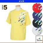 [パラディーゾ テニス・バドミントンウェア(メンズ/ユニ)]半袖プラクティスシャツ/メンズ(ECM21A)