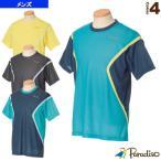 パラディーゾ テニス・バドミントンウェア(メンズ/ユニ) 半袖ゲームシャツ/メンズ(ICM02A)