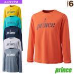 プリンス テニス・バドミントンウェア(メンズ/ユニ)  ロングスリーブシャツ/ユニセックス(MS0005)