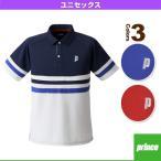 [プリンス テニス・バドミントンウェア(メンズ/ユニ)]ゲームシャツ/ユニセックス(TMU154T)
