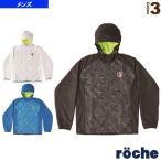 ローチェ(roche) テニス・バドミントンウェア(メンズ/ユニ) フード付パーカー/メンズ(R7A09J)
