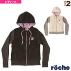 ローチェ(roche) テニス・バドミントンウェア(レディース) スウェットパーカ/レディース(R7A37J)