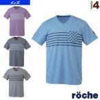 ローチェ(roche) テニス・バドミントンウェア(メンズ/ユニ) グラフィックTシャツ/メンズ(R7S12T)