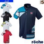 ローチェ(roche) テニス・バドミントンウェア(メンズ/ユニ) ポロシャツ/メンズ(R7T02S)