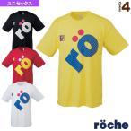 ローチェ(roche) テニス・バドミントンウェア(レディース) ローチェ サイドロゴTシャツ/ユニセックス(R7TU1T)