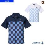 シンプソン テニス・バドミントンウェア(メンズ/ユニ) ゲームシャツ/メンズ(STW-71002)