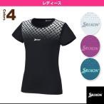[スリクソン テニス・バドミントンウェア(レディース)]Tシャツ/レディース(SDL-8661W)