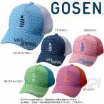 「2017新製品」GOSEN(ゴーセン)「2017年 ALL JAPAN オールジャパンキャップ デジカモ C17A03」