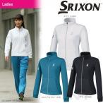 テニスウェア レディース スリクソン SRIXON WOMEN'S PREMIER LINE FLEECE JACKET フリースジャケット SDF-5660W 2016FW