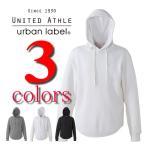 ユナイテッドアスレ アーバンレーベル United Athle urban label/10.3オンス ヘビーウェイト ワッフルプルオーバーパーカ