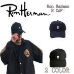(在庫処分)ロンハーマン RHC Ron Herman R CAP キャップ Rロゴ入り キャップ Logo Cap メンズ レディース 夏 在庫処分