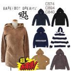 BAREFOOT DREAMSベアフットドリームス for RonHerman(ロンハーマン)C574/840/694 フリースZIP メンズパーカー RH ロンハーマン