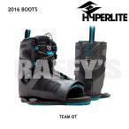 ウェイクボード HYPERLITE ハイパーライト 2016 ブーツ Team OT US:7-10.5
