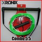 ウェイクボード 2017 ハンドル&ライン セット RONIX ロニックス Combo 5.5