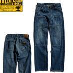 トロフィークロージング TROPHY CLOTHING ダブルニースタンダードダートデニム ジーンズ ジーパン 1606H Heritage W Knee Standard Dirt Denim 14.5oz