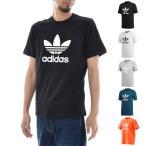 アディダス オリジナルス adidas originals Tシャツ トレフォイル 半袖Tシャツ メンズ レディース ロゴ ホワイト ブラック CW0710 CW0709 CX1895 CW0703