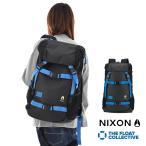 ショッピングnixon ニクソン NIXON リュック ランドロック 2 バックパック リュックサック デイパック メンズ レディース ブラック ブルー 黒 青 BLACK NC19532835-00 新生活