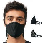 ニクソン NIXON マスク フリップサイドマスク フェイスカバー 繰り返し洗える 繰り返し使える 洗える リバーシブルマスク メンズ レディース ブラック 黒 C3124