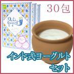ダヒ ヨーグルト 種菌 30包 & 素焼き ヨーグルトメーカー (壺 ツボ つぼ テラコッタ) (送料無料)