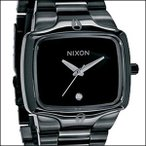 ニクソン NIXON 腕時計 A140-001 メンズ PLAYER プレイヤーオールブラック