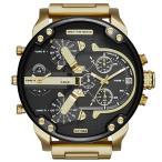 ショッピングDaddy ディーゼル DIESEL 腕時計 DZ7333 Mr Daddy ミスターダディー メンズ