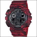 ショッピングShock 海外カシオ 海外CASIO 腕時計 GA-100CM-4AER G-SHOCK ジーショック